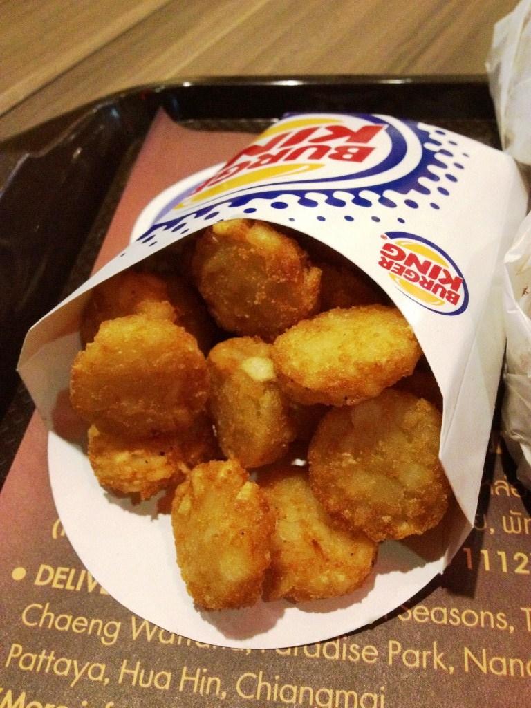 Burger King: Hashed Brown