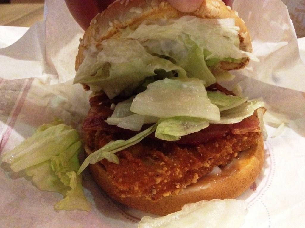 Burger King: Crispy Chicken