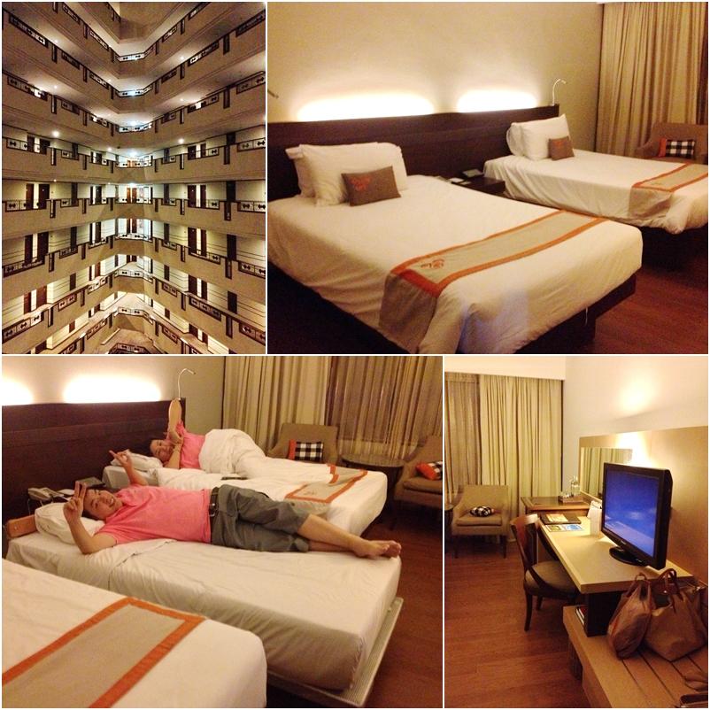 CentaraUdon-HotelRoom